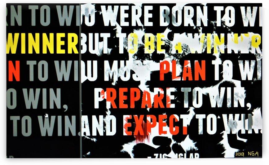 You were Born to be a Winner -  by Neil Gairn Adams by Neil Gairn Adams