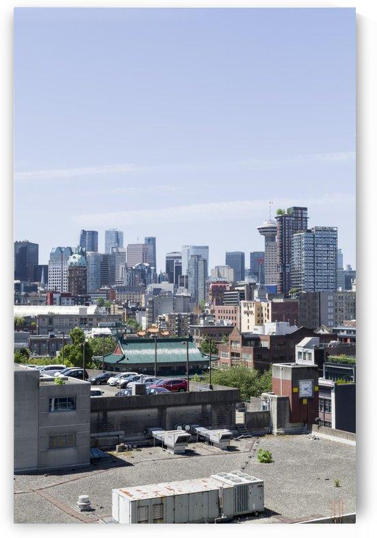 Vancouvers Chinatown district 4 by Bob Corson