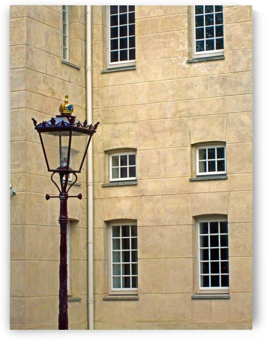 Amsterdam Light Post by Gods Eye Candy
