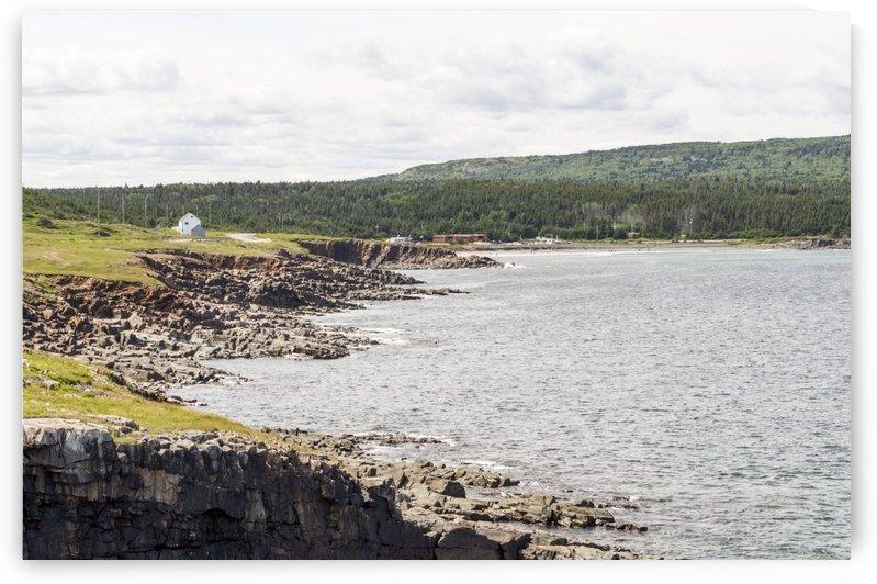 Elliston Newfoundland Coastline 12 by Bob Corson