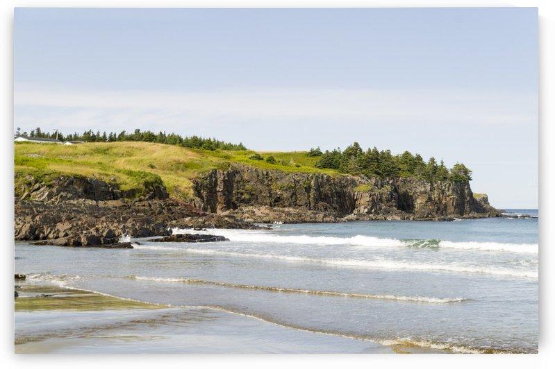 Elliston Newfoundland Coastline 14 by Bob Corson