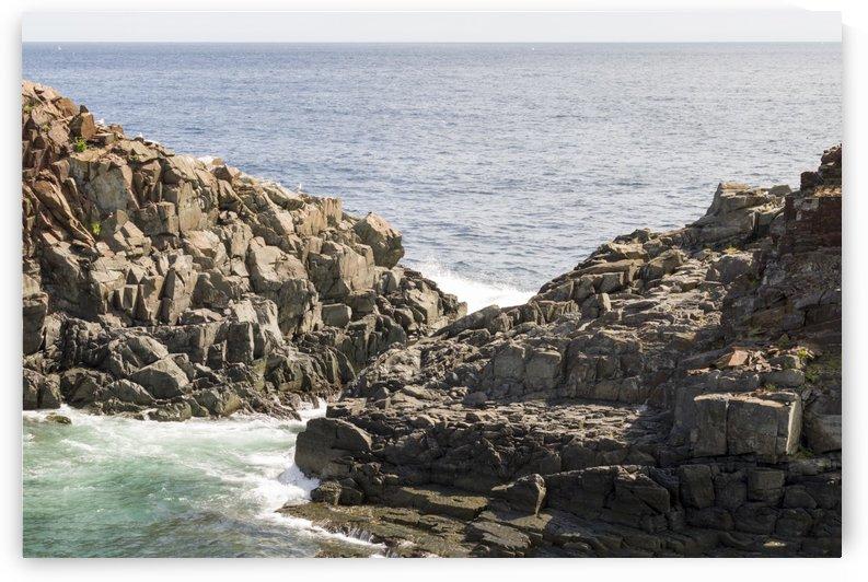 Elliston Newfoundland Coastline 5 by Bob Corson