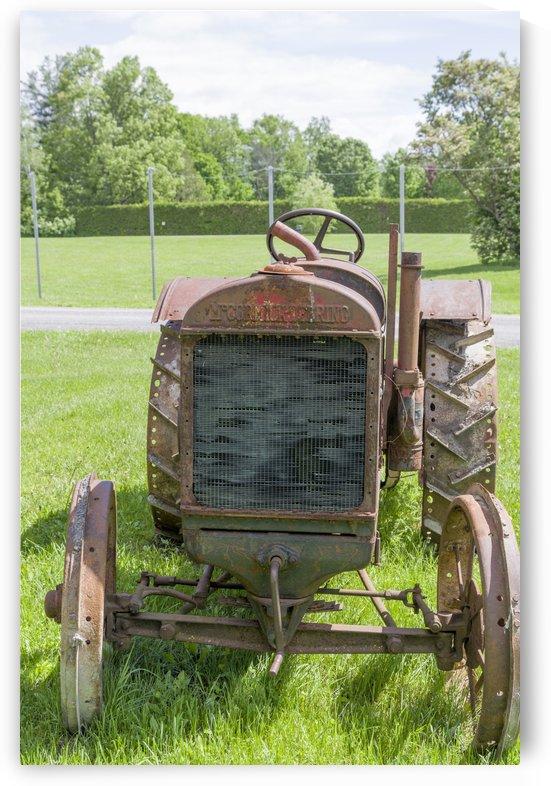 McCormick-Deering gasoline tractor 1 by Bob Corson