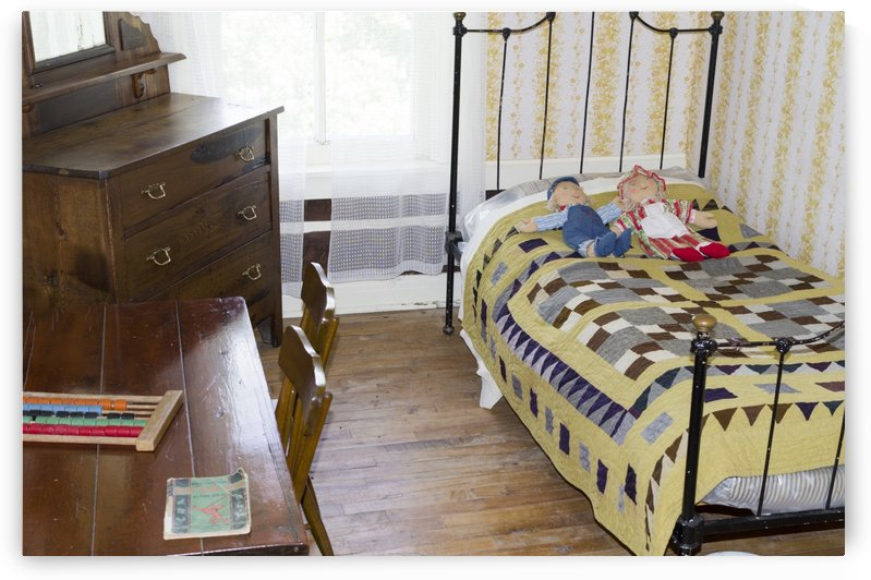 1920s childs bedroom by Bob Corson