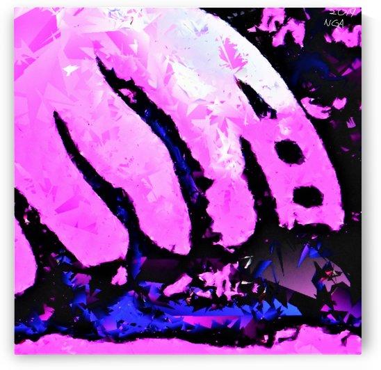Pink Fingers - by Neil Gairn Adams by Neil Gairn Adams