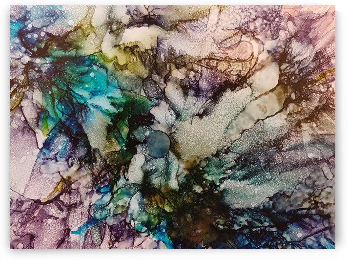 Geode Storm by Liz Dillard
