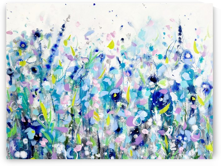 Ultramarine Meadow by Tracy-Ann Marrison
