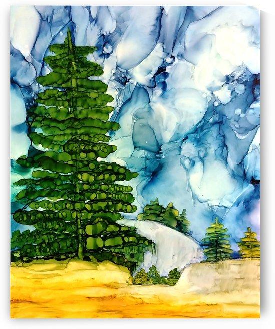 Sandia Stroll by Liz Dillard