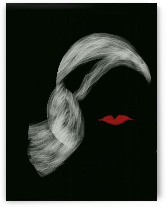 Feminine painting by Arooj Zahra