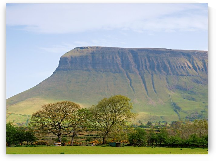 SO 091 Benbulben by Michael Walsh