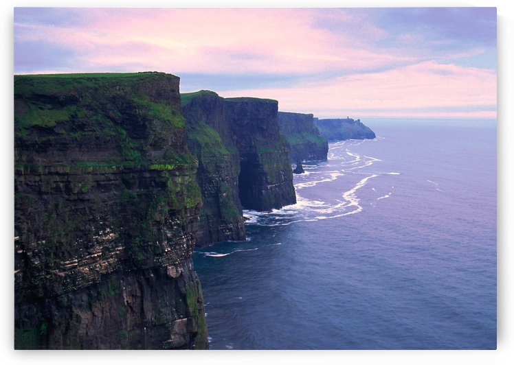 CE 030 Cliffs Of Moher by Michael Walsh