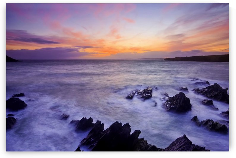C 621 Dunworley Sunset by Michael Walsh