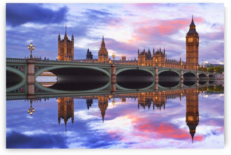 LON 005 Big Ben  by Michael Walsh