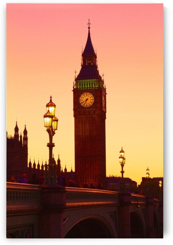 LON 001 Big Ben  by Michael Walsh