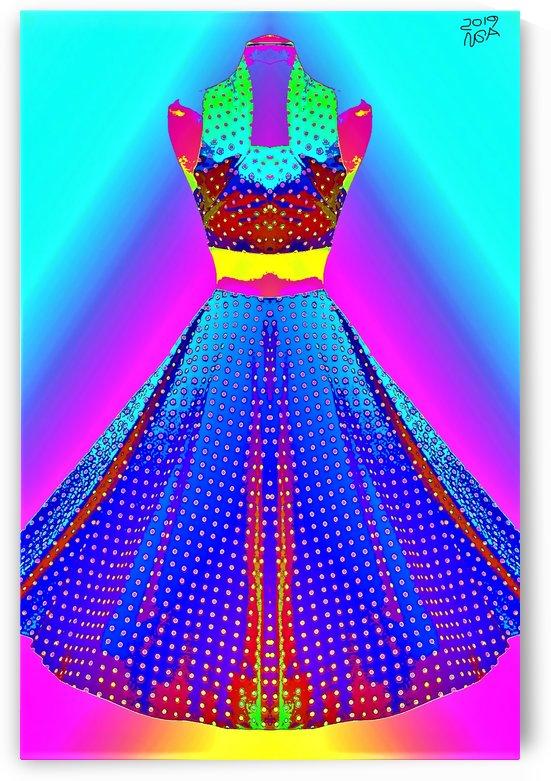 The Dress  -  by Neil Gairn Adams by Neil Gairn Adams