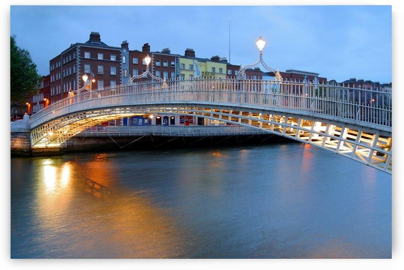 D 007 Halfpenny Bridge_1549660892.69 by Michael Walsh