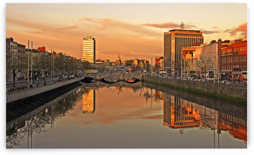 D 090 Liffey Reflections _1549660919.53 by Michael Walsh