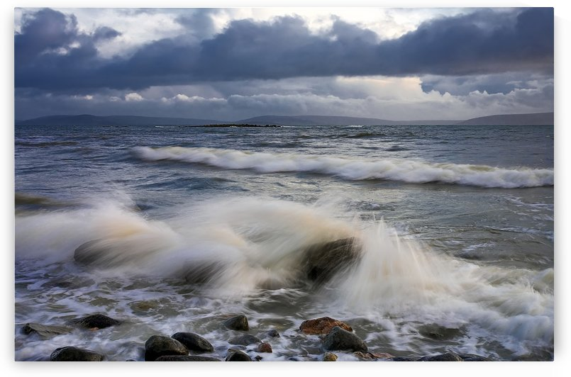 G 130 Galway Bay by Michael Walsh