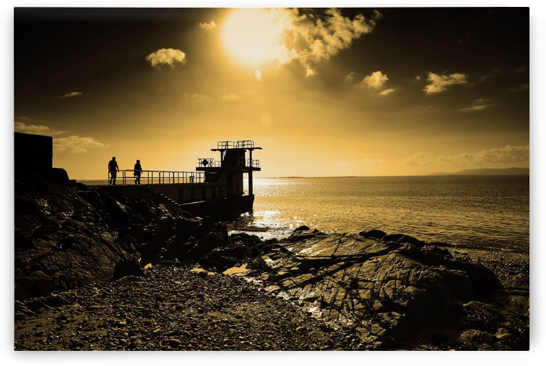 G 207 Salthill Co Galway by Michael Walsh