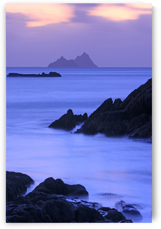KY 281 Ballinskelligs Bay  by Michael Walsh