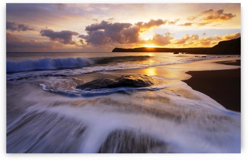 KY 309  Dingle Sunset by Michael Walsh