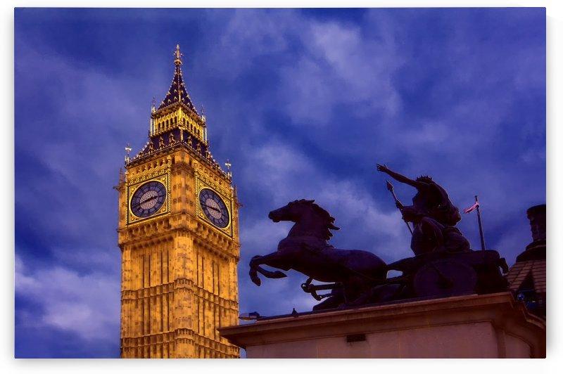 LON 003 Big Ben  by Michael Walsh