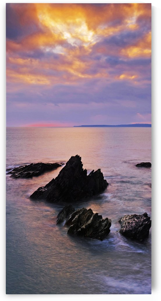 C 622 Dunworley Sunset by Michael Walsh