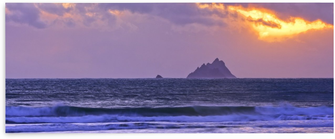 KY 280 Ballinskelligs Bay  by Michael Walsh