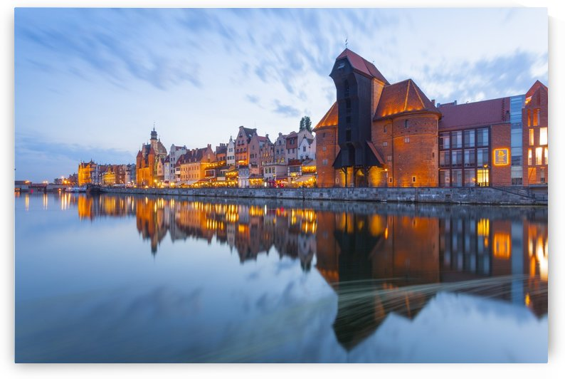 POL 003 Gdansk by Michael Walsh