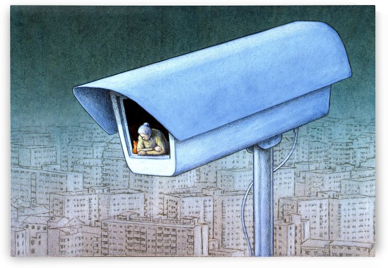 monitoring by Pawel Kuczynski