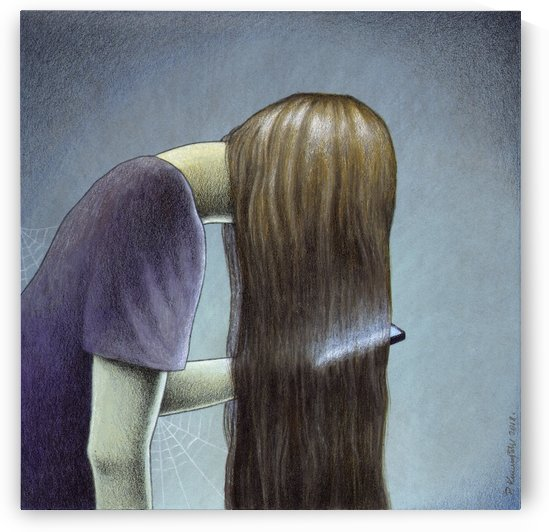 hair by Pawel Kuczynski
