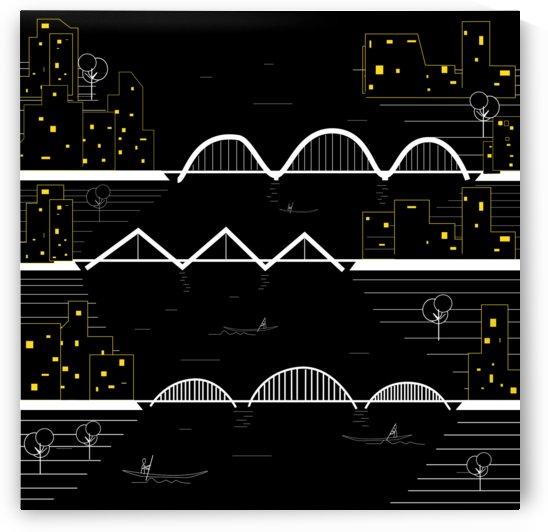 Bridges by Ehsanul Amin