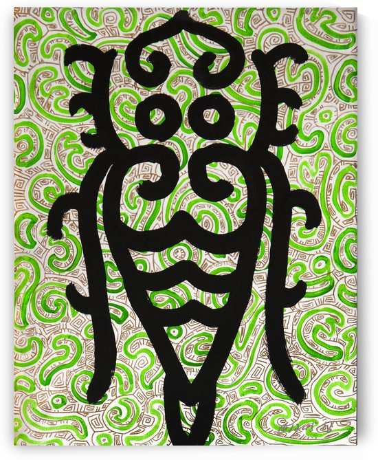 Cicada by olando lin