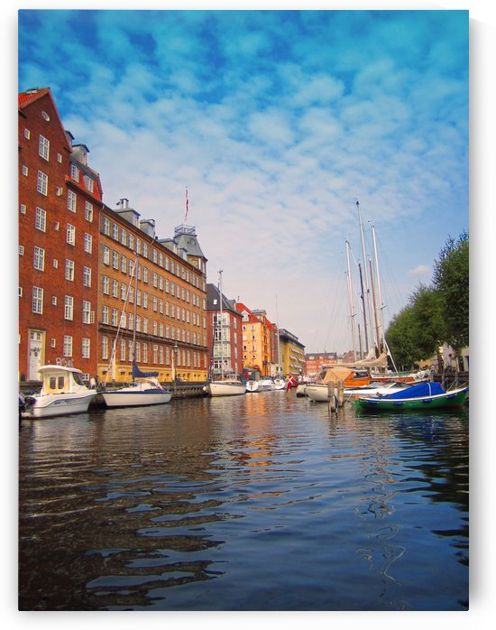 Buildings and Boats by Gods Eye Candy
