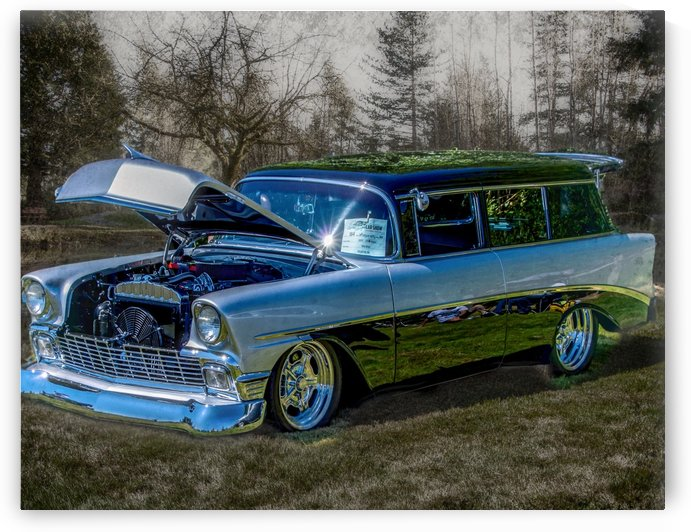 Classic Car 3 by Michael Snell