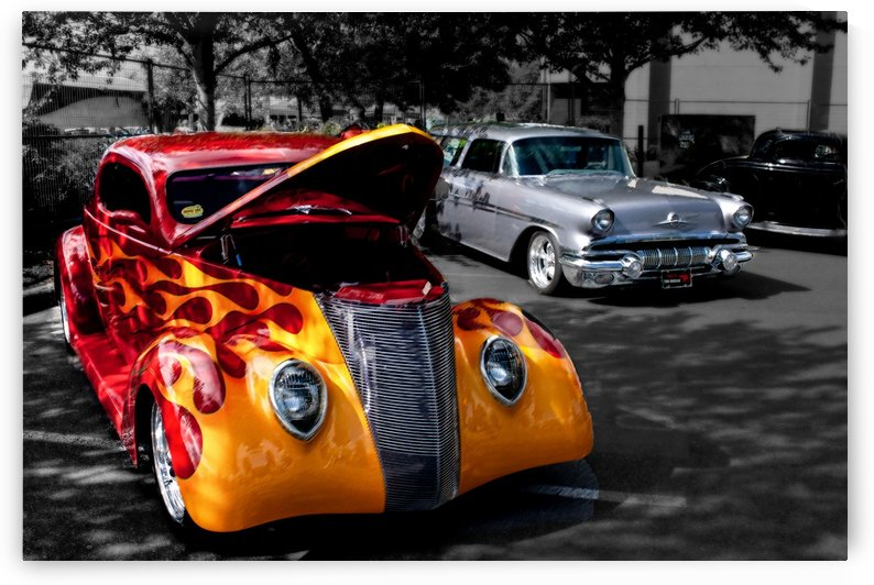 Classic Car 2 by Michael Snell