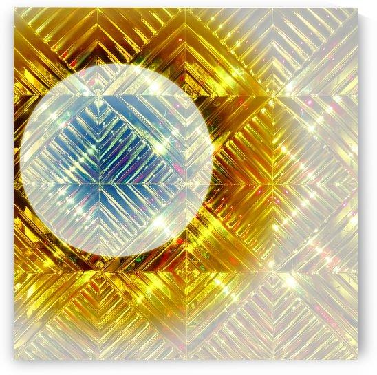 Luminescent Gold by Yuliya Marusina