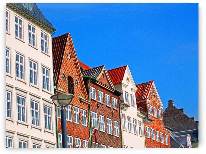 Buildings of Denmark by Gods Eye Candy