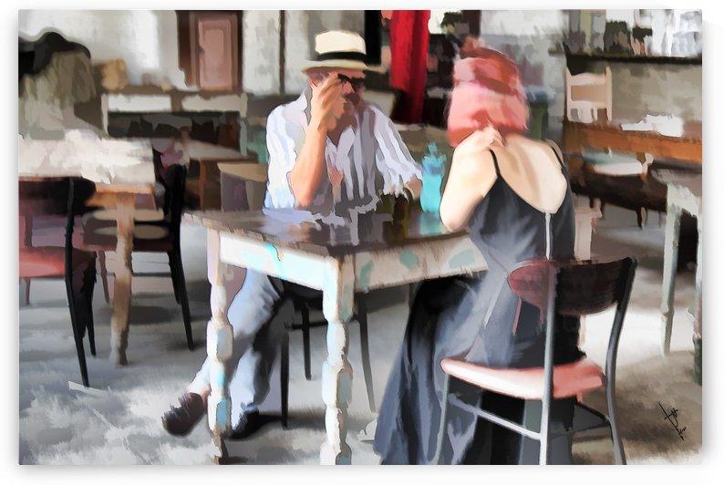 Chez Maboneng by Betty De Oliveira