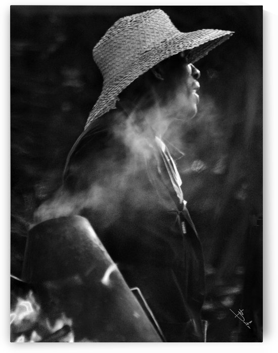 Roasted chestnuts_bnw by Betty De Oliveira