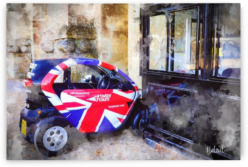 Blenheim Smartcar by Nancy Calvert
