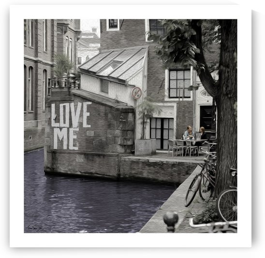 Amsterdam - LOME ME by Jean-Louis Desrosiers