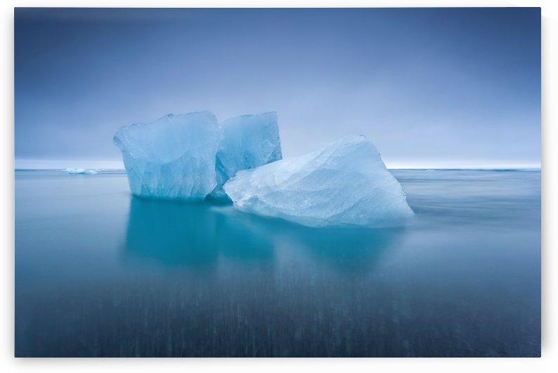 Icebergs by Jorge Maia
