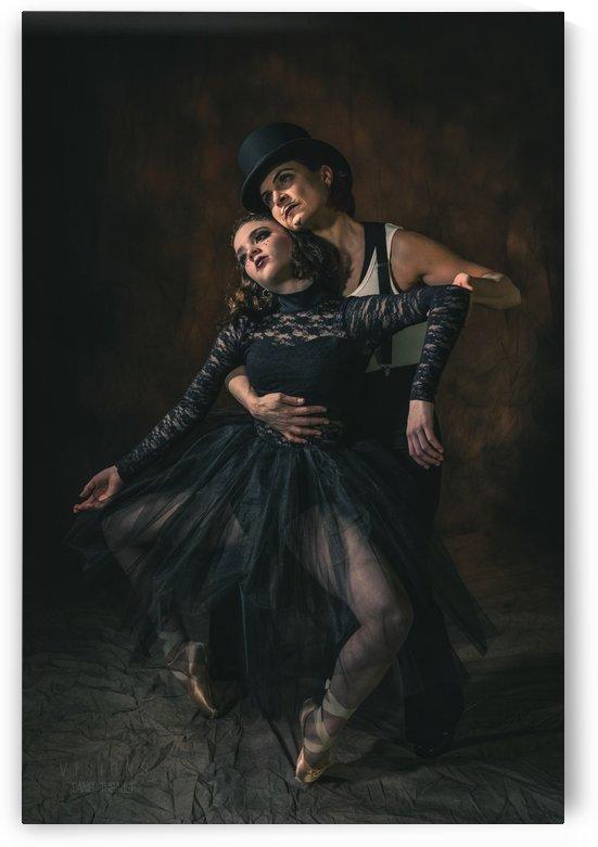Triste histoire 2 by Daniel Thibault artiste-photographe