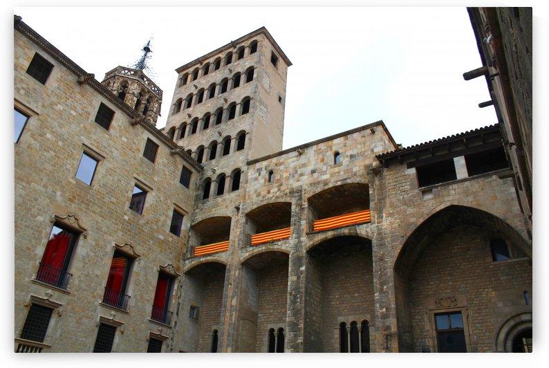 Barcelona Gothic Quarter by Bentivoglio Photography
