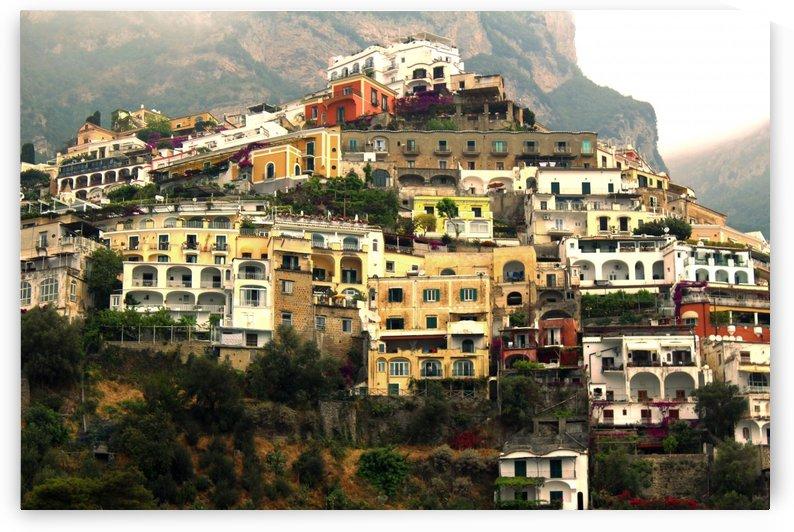 Positano Village - Amalfi Coast by Bentivoglio Photography