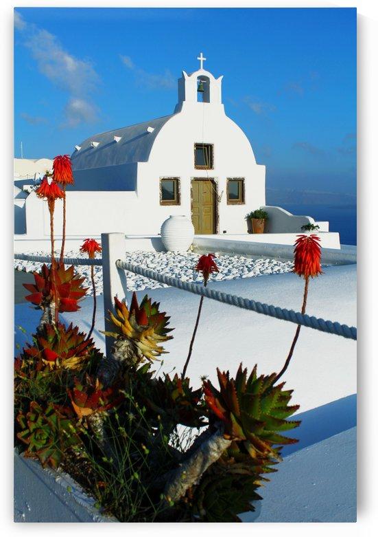 White Little Church by Bentivoglio Photography