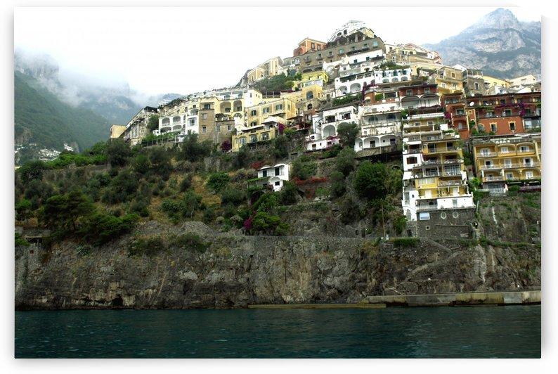 Positano - Italy by Bentivoglio Photography