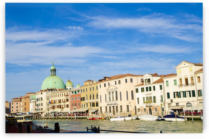 Venice Italy by Juvelyn Green
