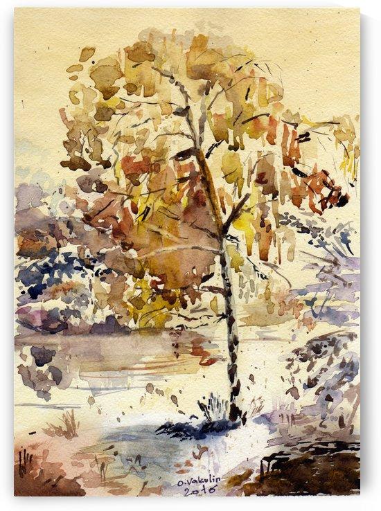 late fall by Oleg Vakulin